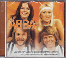 CD 11 TITRES ABBA ICON BEST OF 2010 NEUF SCELLE EUROPE
