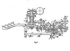 Alte, antike Schreibmaschine/Computer : OLIVETTI-Geschichte 1899-1970