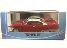 Plymouth FURY COUPE (2 Door) red/white (1960)