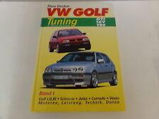 VW GOLF Tuning Band 1  GTI 16V  VR6  Corrado  Scirocco  Vento  Jetta