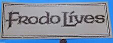 FRODO LIVES sticker '78 animated movie Lord of the Rings Bakshi