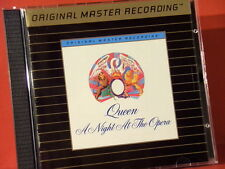 "MFSL-UDCD 568 QUEEN "" A NIGHT AT THE OPERA "" (MFSL-GOLD-CD/MADE IN USA/NEARMINT)"