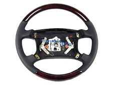 BMW E36 3 E34 5 E32 7 Series Steering Wheel Walnut Wood