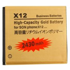 2430mAh High-Capacity Bttery for Sony Ericsson Xperia X12 Gold   SKU: 82011422