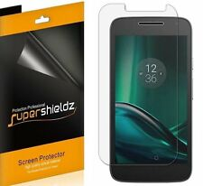 6X Supershieldz HD Clear Screen Protector For Moto G Play Droid / Moto G4 Play