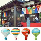 Hot Air Balloon Paper Lantern Lamp Ceiling Light Shade Party Decor: Random Color