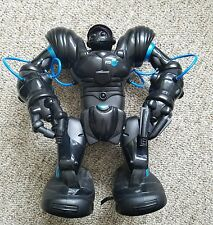 WowWee - Robosapien Blue Humanoid Robot Fast Moving - RS BlueTooth