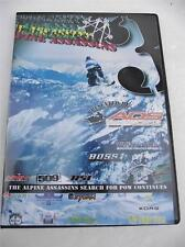 Alpine Assassins 3 DVD Extreme Snowmobiling Snowmobile Back Country Video