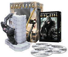 King Kong (DVD, 2006, 3-Disc Set)  COLLECTOR EDITION, BRAND NEW, FREE SHIPPING