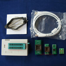 High speed MiniPRO USB Universal BIOS Programmer TL866CS including 4 adapters