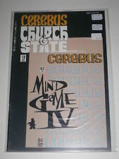 Cerebus Church & State #13 VF Aardvarkvanaheim Jul 1991