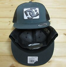 DC Passport Trucker Mesh Snapback original Hat Cap (choice colors)