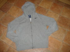 NIKE BOYS HOODY,SIZE XL(13-15 YEARS)G/C,DESIGNER BOYS TOP/HOODIE