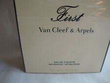 NEW IN BOX  SEALED-FIRST- VAN CLEEF & ARPELS EAU DE TOILETTE 3.3 FL OZ