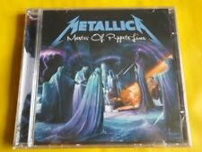 CD Metallica - Master Of Puppets Live (Rare Brazil Only)