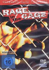 DVD NEU/OVP - Rage In The Cage - Ultimate Cage Fighting