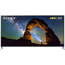 "Sony XBR X900C 65"" 4K Ultra HDTV LED 3D Smart TV X-Reality PRO - XBR-65X900C"