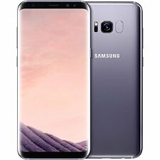 "Samsung Galaxy S8 Dual Sim G950FD 4G 64GB 5.8"" Factory Unlocked Orchid Grey"