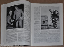 1947 magazine article, Backwoods JAPAN During American Occupation, lumber rice