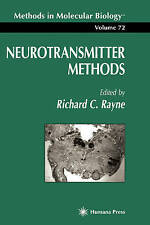 Neurotransmitter Methods (Methods in Molecular Biology)-ExLibrary