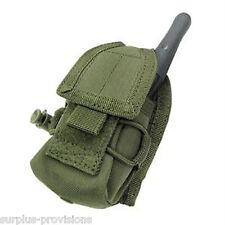 Condor MA56 Tactical HHR Radio Pouch O.D. Green