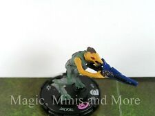HALO HeroClix JACKAL w/ BEAM RIFLE #8 miniature