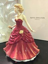 ROYAL DOULTON 2011 PRETTY LADIES NICOLE FIGURINE HN5517 New