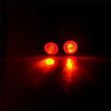 5mm 2Leds Angel & Demon Eyes LED Headlight Back Light for 1/10 rc Car red+yellow