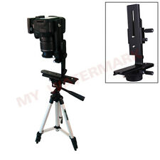 Cheapest Panoramic Tripod Head 360 Degree Rail Slider Stabilize for DSLR Cameras