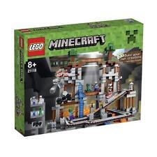 LEGO 21118 MINECRAFT THE MINE SET  BRAND NEW SEALED