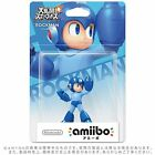 Amiibo Rockman Megaman Japanese Edition SEALED Japan New Nintendo 3DS WiiU F/S