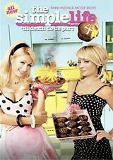 The Simple Life: Season 4. Staffel (DVD) NEU - Paris Hilton