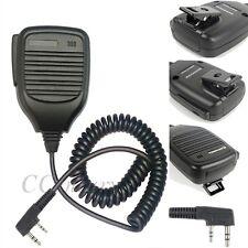 A053 Speaker Mic for WOUXUN KG-UVA1 KG-UV2D KG-UV6D KG833 KG818 KG669E KG659E
