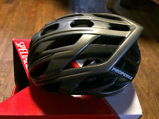 New Specialized Bicycle Propero II (2) Helmet silver small Road mountain bicycle
