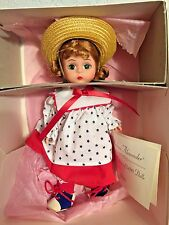 "1993 MADAME ALEXANDER 8"" USA DOLL WITH BOX"
