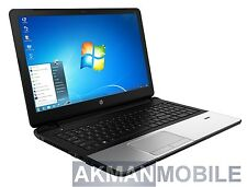 HP 355 G2 - AMD A8 - QuadCore - AMD Radeon R5 Grafik - 8GB - 1000GB - DVD- Win7