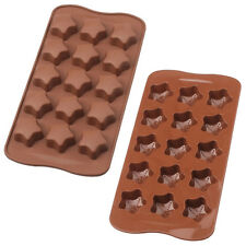 Stampo In Silicone Torta Al Cioccolato Dolcetti Biscotto stampo FAI DA TE