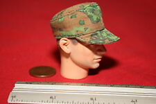 DRAGON 1:6TH SCALE WW2 GERMAN CAMOUFLAGE CAP CB26543