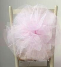 Extra large tulle pom poms perfect for weddings