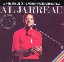 AL JARREAU CD LOOK TO THE RAINBOW LIVE IN EUROPE