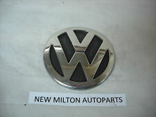 A GENUINE VW VOLKSWAGEN PASSAT B5.5  SALOON REAR BOOT TRUNK BADGE