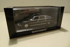 Citroen CX Prestige 1979 dark blue Minichamps 1:43