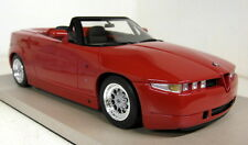 Top Marques 1/18 Scale Alfa Romeo RZ Zagato 1992 Red Resin cast Model Car