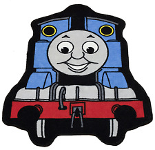 THOMAS THE TANK ENGINE EXPRESS SHAPED RUG MAT CARPET KIDS BOYS CHARACTER BEDROOM
