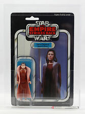 Vintage Star Wars Empire Strikes Back ESB Bespin Leia Double Stem AFA 85 RARE!