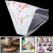100pcs gettare Crema Pasticcera Piping decora Drcorate borse per utensili