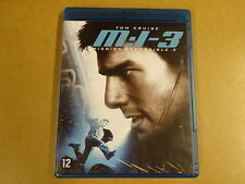 BLU-RAY / MISSION : IMPOSSIBLE 3 - M:I - 3 ( TOM CRUISE )
