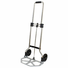 Lightweight Folding Hand Truck Trolley/Trolly Warehouse/Delivery Driver/Van Cart