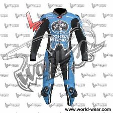 Estrella Galicia Honda Petronas Motorbike Leather Suit MLS-78622059