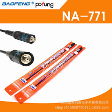 Dual Band 144/430MHz Nagoya for Baofeng UV5R UV-82 Antenna NEW NA771 SMA 10W